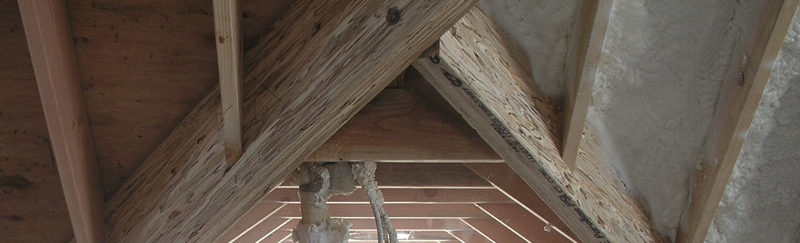 attic insulation in Illinois